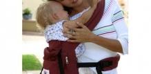 Рюкзачки ergo baby carrier – все, что нужно для комфорта