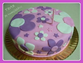 Как украсить торт декретный отпуск