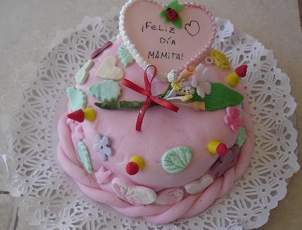торт в подарок ко Дню матери