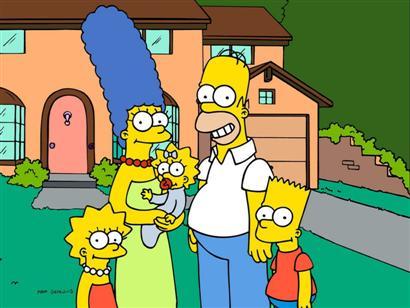 Симпсоны домик на дереве