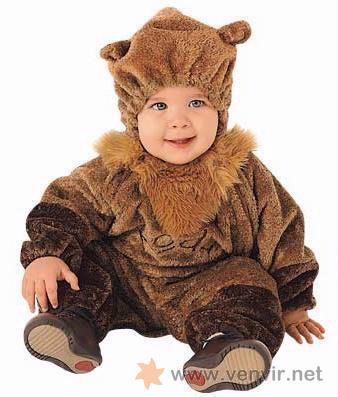 Медведь новогодний костюм своими руками