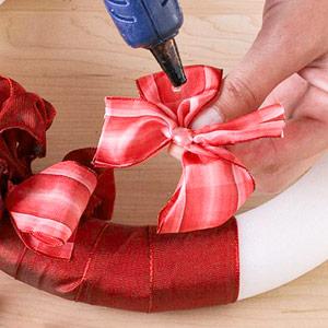 венки новогодние украшения