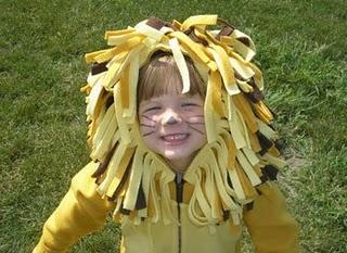 костюм льва +для ребенка