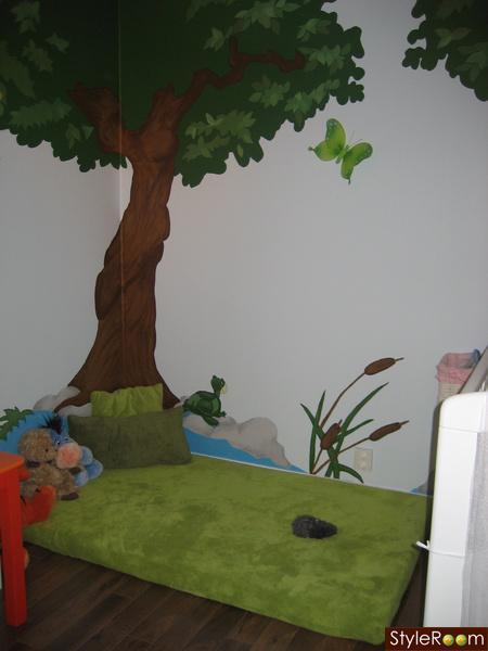 дизайн интерьера детской фото