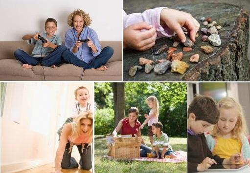Как организовать досуг ребенка