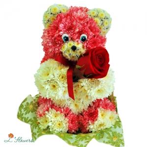 купить игрушки из цветов