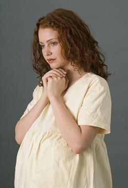 Страхи во время беременности